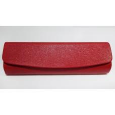 Футляр металический красный