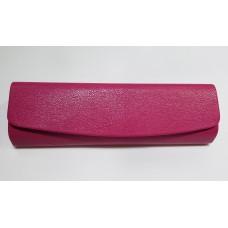Футляр металический темно-розовый