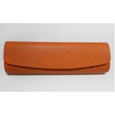 Футляр металический оранжевый